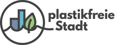 plastikfreie Stadt Logo